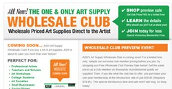 Preview the ASW Wholesale Club