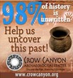 Crow Canyon Archaeological Center Announces New Print PSA