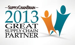 Blue Ridge Named a Great Supply Chain Partner