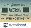 Premium Web Hosting Costs Less This Summer Thanks to WestHost