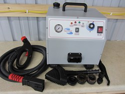 Vapor Chief commercial steam cleaner