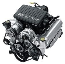 2004 Jeep Grand Cherokee Engine