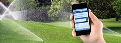 ETwater customers save 20-50% in water consumption with the ETwater smart irrigation solution, accessible from any computer, tablet, or smartphone.