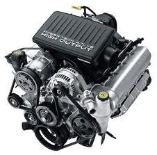 4.7 Dodge Engine