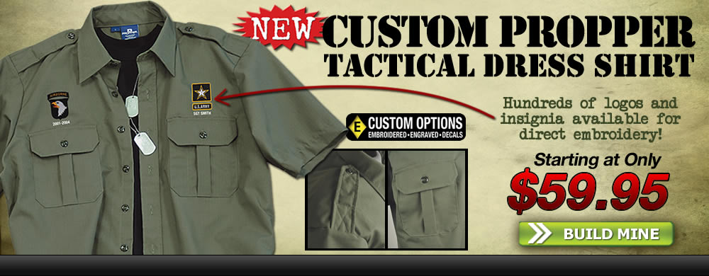 Propper Tactical Dress Shirt