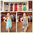 Crash Luke Bryan's Party with a High Fashion Summer Dress Style from...