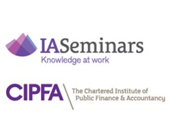 IASeminars and CIPFA logos