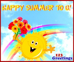 summer cards,free summer ecards,greeting cards | 123 greetings,summer fun,summer party themes,friends,happy summer cards,summer vacation,greeting cards summer,summer party invitations,happy summer, summer wishes, summer 2013, Free Summer eCards,