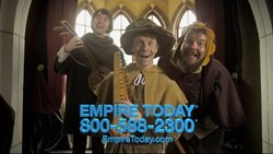Empire Today Launches New Tv Campaign