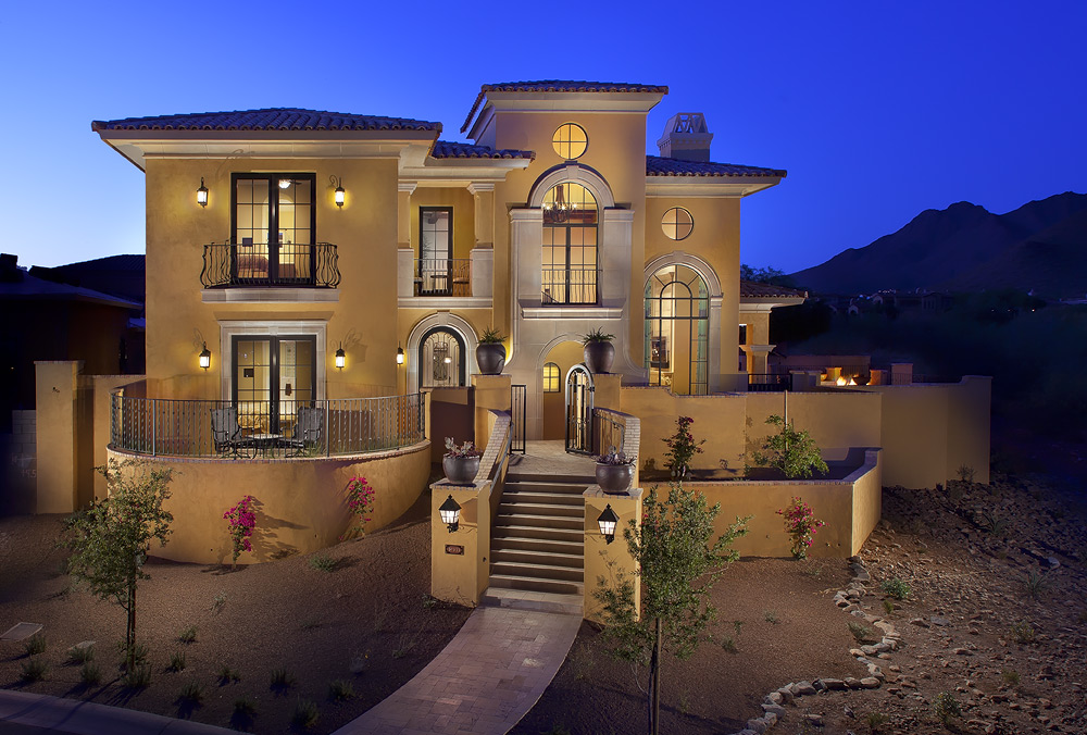 Luxury Home Golf Community Sterling At Silverleaf In