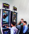 First Major U.S. Sports Brand Hits Casino Floors: NASCAR Makes History With New Slot Machine by Bally Technologies