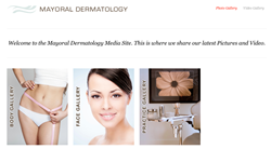 Mayoral Dermatology Photo and Video Gallery