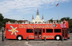New Orleans Double Decker Bus Tours