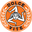 Dolce Vite Chocolatto Thick Dark Italian No GMO Hot Sipping Chocolate NYC Logo