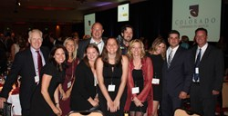 TaxOps celebrates the Colorado Companies to Watch win at the 2013 Gala event.