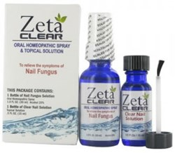 Zetaclear Fungal Infection Relief