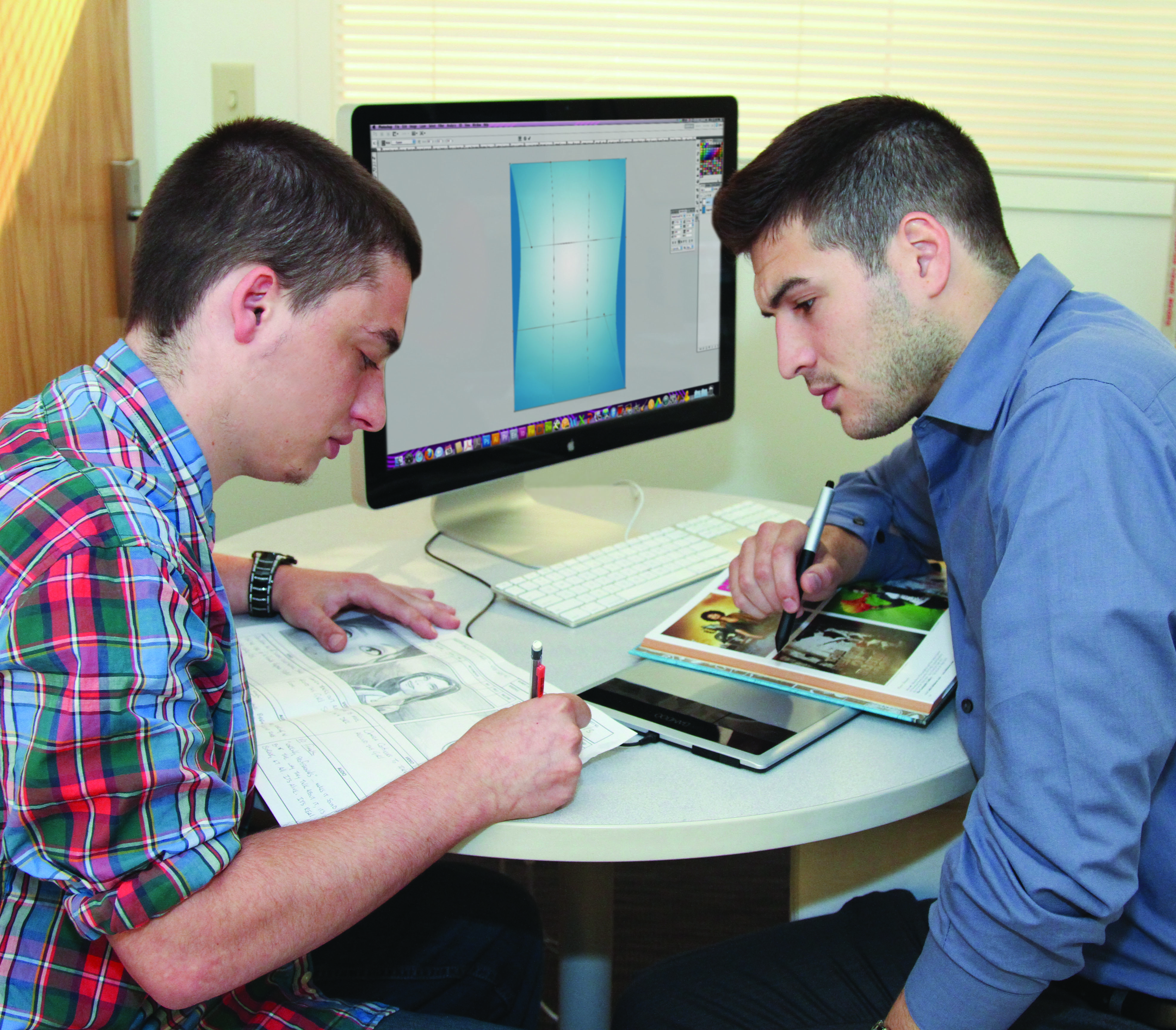 bachelor of arts in graphic design