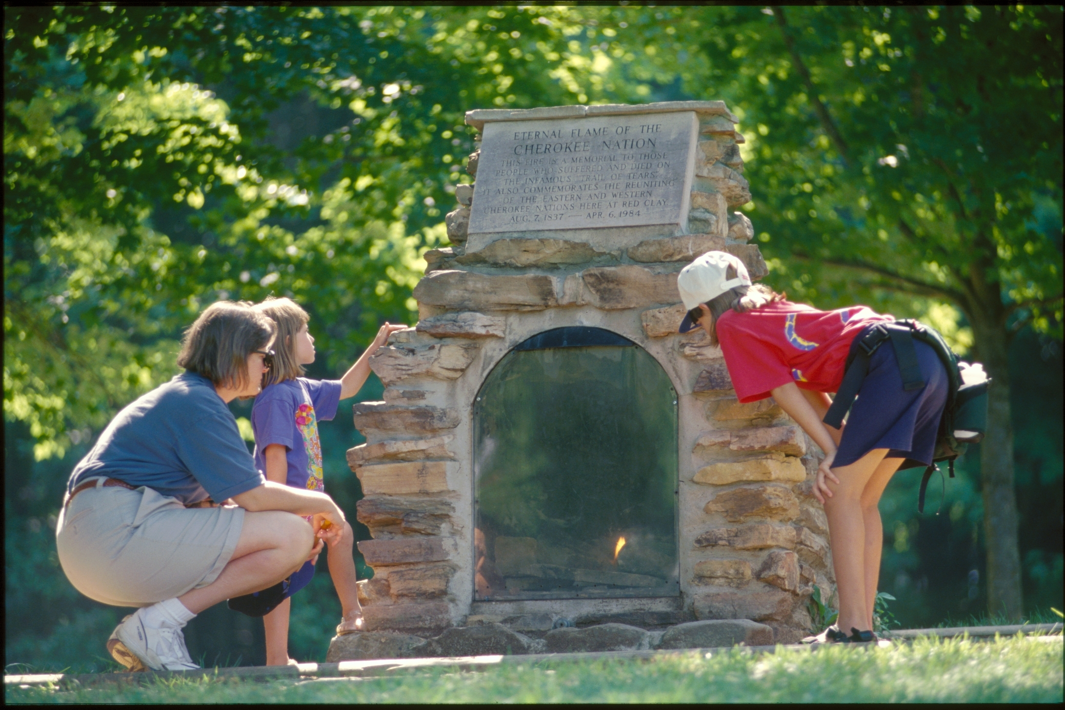 Tennessees red clay state park to commemorate 175th anniversary of tennessees red clay state park to commemorate 175th anniversary of the trail of tears publicscrutiny Image collections