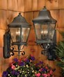 Artistic Lighting Belmont Collection - Charcoal Wall Lantern 5310-C