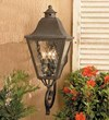 Artistic Lighting High Falls Collection - Charcoal Wall Lantern 1107-C