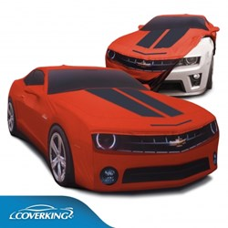Coverking Printed Custom Car Cover for Chevy Camero
