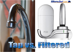 tap water filter,tap water health effects, contaminated water,drinking contaminated water, benefits of filtered water