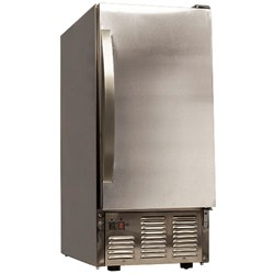 EdgeStar Outdoor Undercounter Clear Ice Maker
