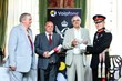 Lee Rose & Colin Duffy Receive The Queens Award From The Lord Lieutenant