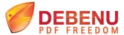 Debenu PDF Freedom