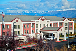 Hampton Inn by Hilton Anchorage Hotel
