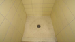 The tile showers at the University of Wyoming were impossible to clean