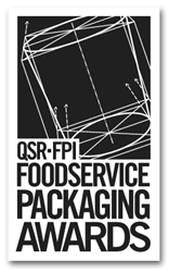 For 15 years FPI and QSR have partnered in the bi-annual Foodservice Packaging awards to recognize innovation in the foodservice packaging industry.