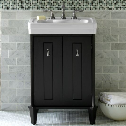 Attractive Porcher Lutezia Modernique 24 Bathroom Vanity 80910 01