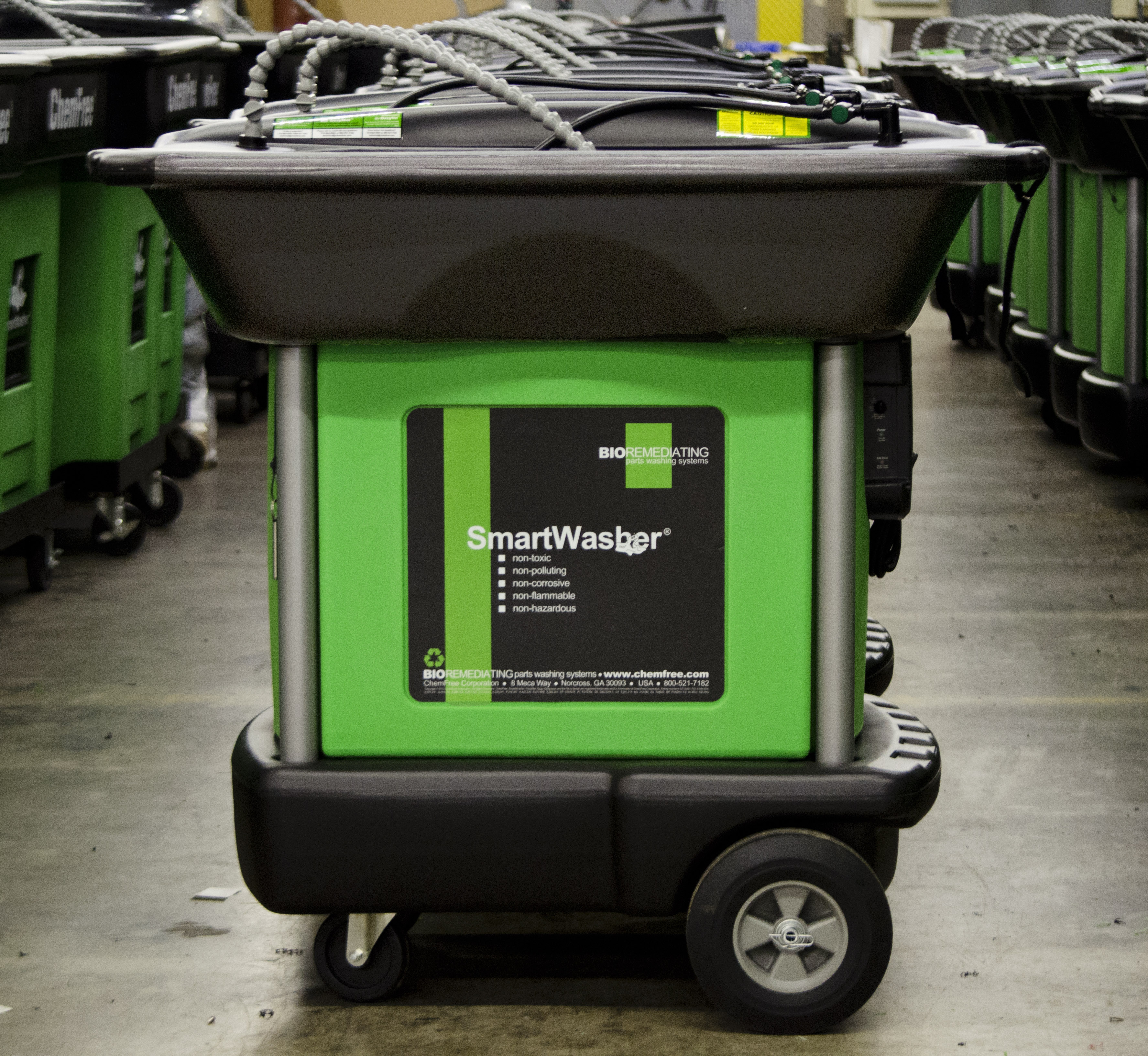 Automotive parts automotive parts washer service for Garage ww auto