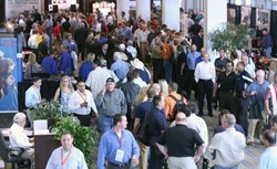 Image of crowds from the 2012 South Texas Oilfield Expo.