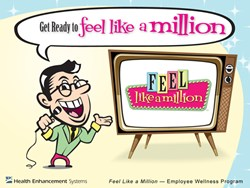 Worksite Wellness Challenge, Feel Like a Million image