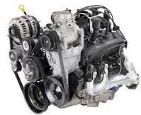 Chevy Colorado Engine