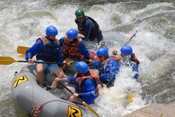 Hot Springs Cool Rafting Colorado.