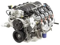 chevy caprice 5.7l engines used