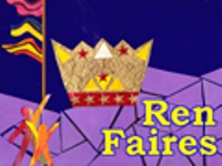 Great ideas to be found in the Ren Faires folder featured at theFamilyTravelFiles.com