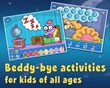Nighty-night games and activities appeal to kids of all ages!