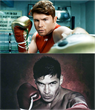Boxers Canelo Alvarez and Sergio Martinez Included in Review to Be Published in Art of Boxing Magazine