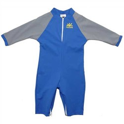 sun protective baby watersuit