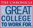 "WesternU Named ""Great College to Work For"""