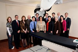 Philadelphia CyberKnife Marks Seven Years On Cutting Edge of Cancer Treatment and Research