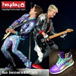 Heyday Footwear + Pop Star Nash Overstreet Launch Collab NSHTY High...