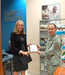 Andrews Federal Employee Recognized by Combined Federal...