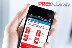 PreDiabetes Centers mobile app