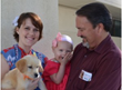 Owners and Employees of Golden Meadows Kennels Give Blood to Benefit Sick Children in Need