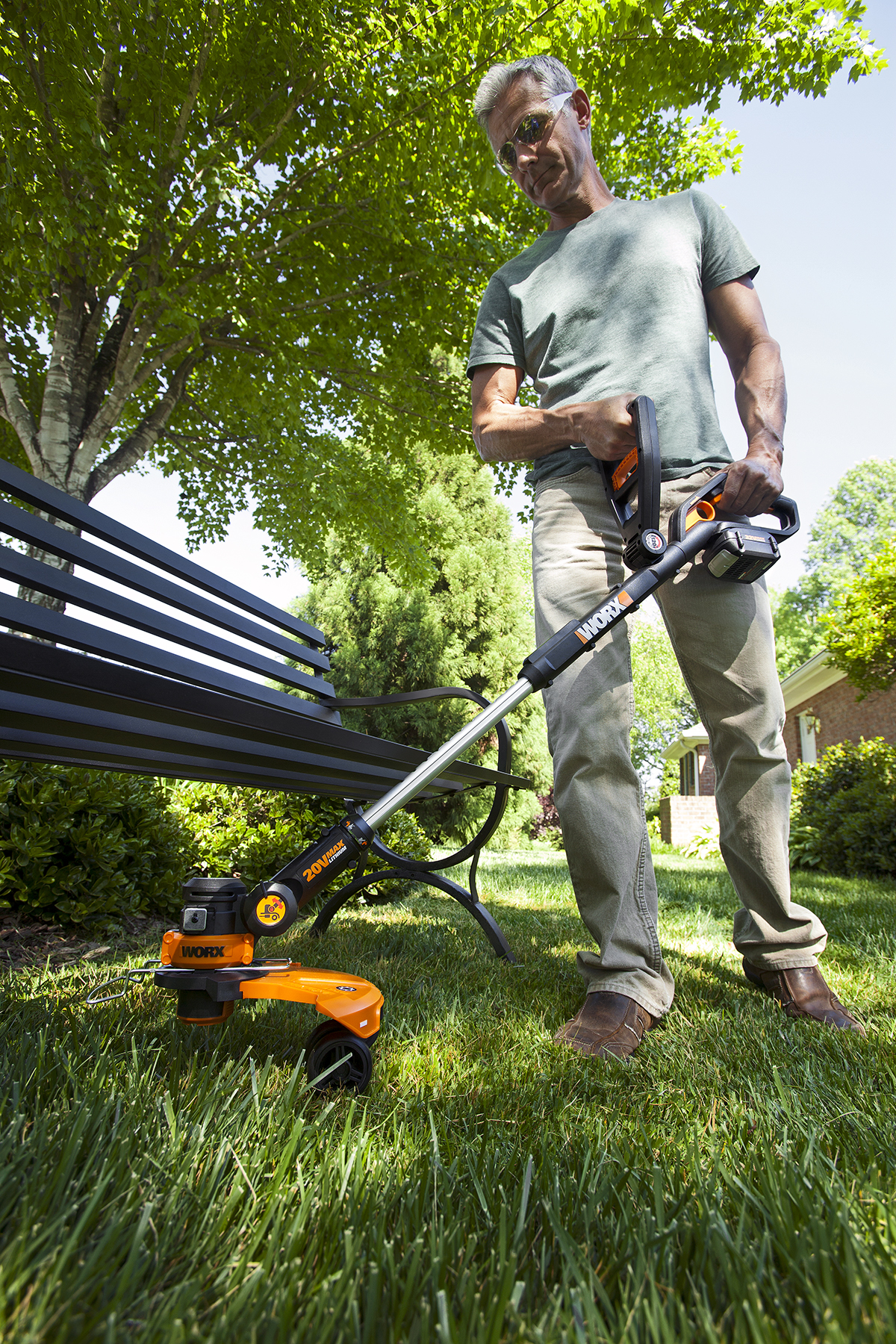 Worx Gives Cordless Lawn Care A Power Boost With New 32v